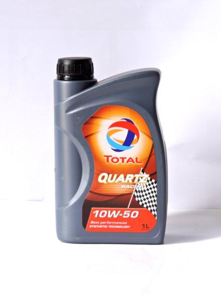 Total Quartz Racing 10W50 1L